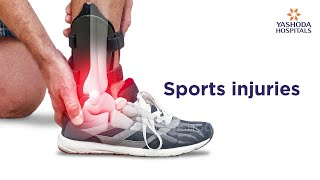 Common Sports Injuries Types, Causes and Treatment   Sports Injuries Treatment in Hyderabad