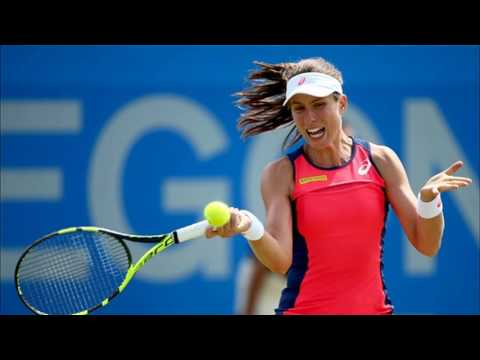 Johanna Konta vs Ashleigh Barty WTA Aegon Open Nottingham tennis Review