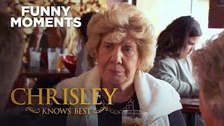 Chrisley Knows Best | Nanny Faye Tries To Butter Up Chase | Funny Moments | Season 7 Episode 9