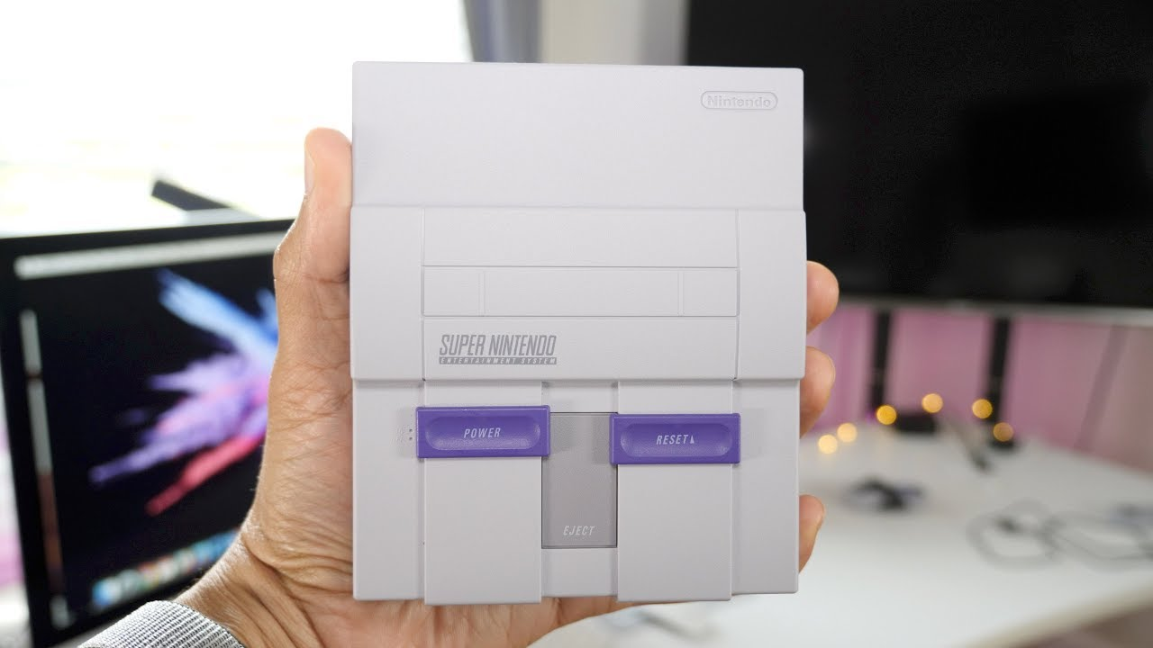 How-to: Hack the SNES Classic Edition and add more games