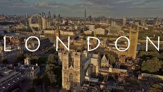 The Very Best Of London In Aerial Timelapse View 4k   Uhd Ultimate Drone