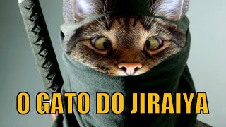 O GATO DO JIRAIYA (Resgate Vertical #1)