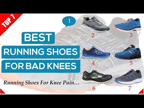 Best Running Shoes for Bad Knees || 7 Men Shoes For Knee Pain