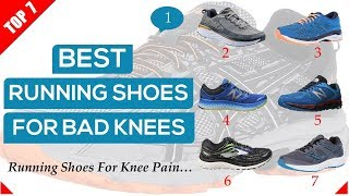 best trainers for running with bad knees