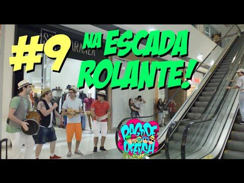 Pagode da Ofensa na Web #9 - Na Escada Rolante!