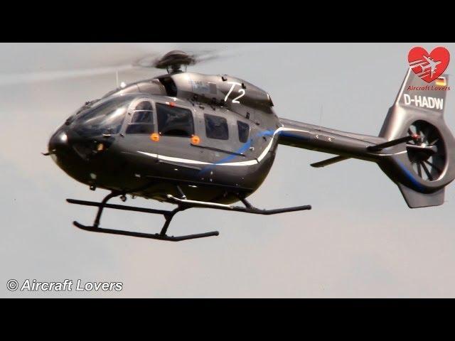 Eurocopter EC145 T2│FULL Display│ILA 2014 Berlin Air Show