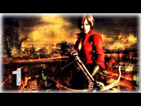 Смотреть прохождение игры [Coop] Resident Evil 6. Серия 33 - Агент Valdai.