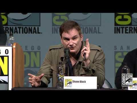 THE PREDATOR (2018) Comic-Con Soundbite: Shane Black