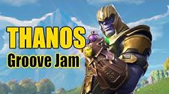 Fortnite Thanos Groove Jam
