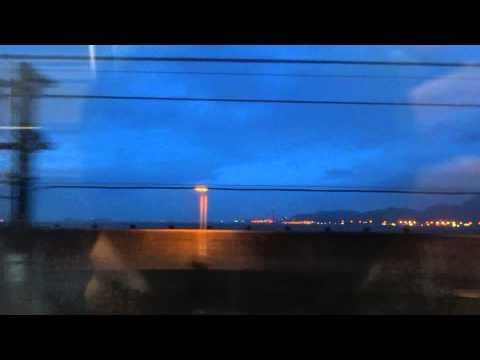 【的士圍城】港鐵 AEL CAF-Train J411 行車片段 博覽館至機場