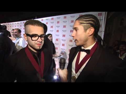 Chino & Nacho Interview - The 2011 BMI Latin Awards