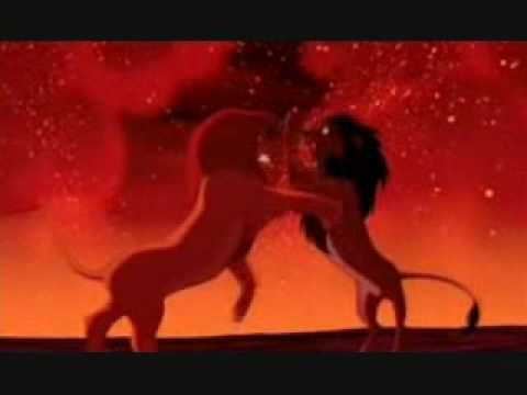 lion king battle cry # 1