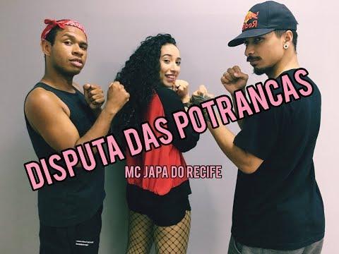DISPUTA DAS POTRANCAS - MC JAPA  COREOGRAFIA VINIIJOYDANCE