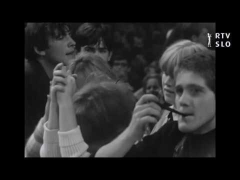 Rinnegati - Tivoli, Ljubljana, September 1966