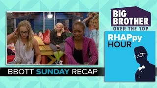 BBOTT RHAPpy Hour | CBS Big Brother 2016 OTT Weekend Update | Rob Has A Podcast BBUS Sun October 30