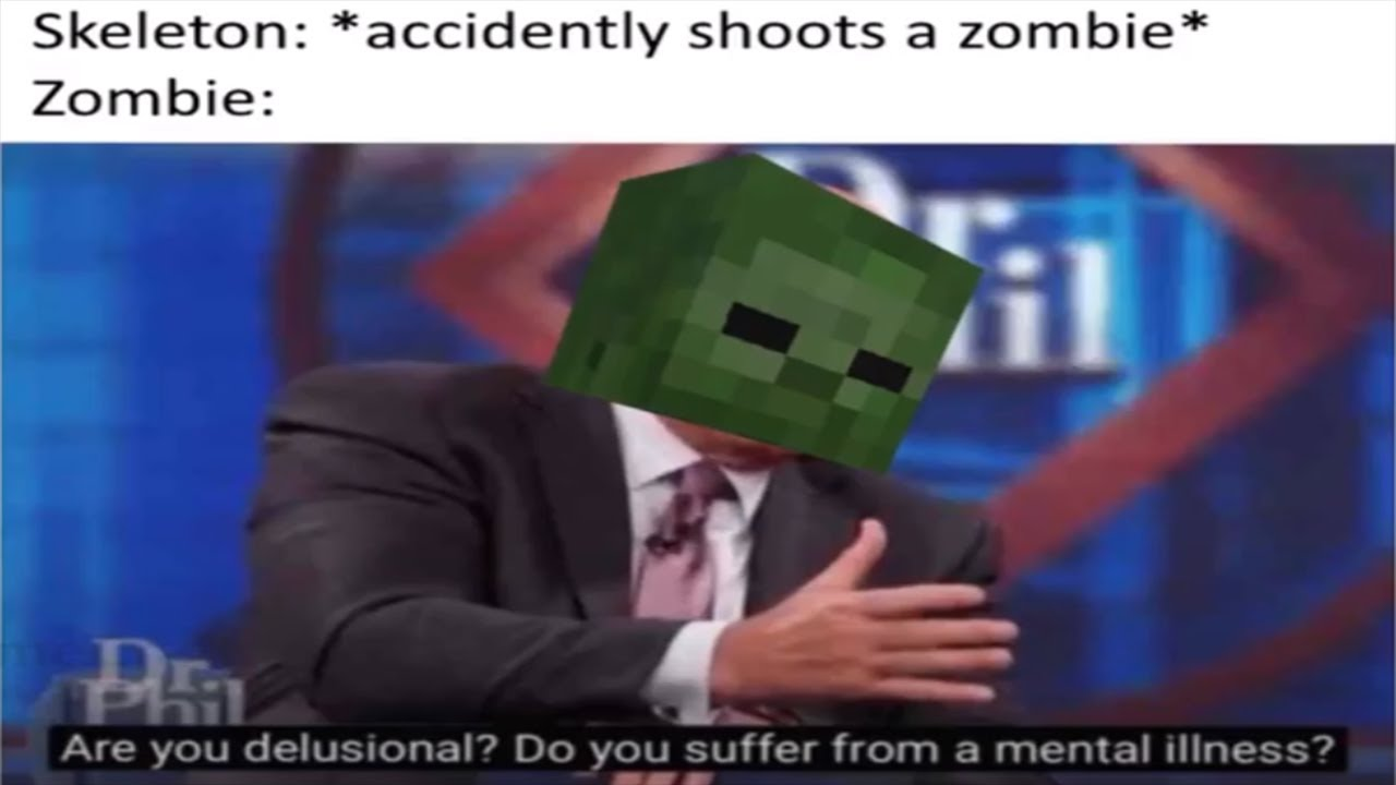 Minecraft Memes V1 Youtube