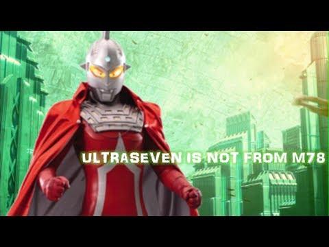 ULTRA THEORY | Ultraseven Isn't From M78 | Alex the Kaiju Fan