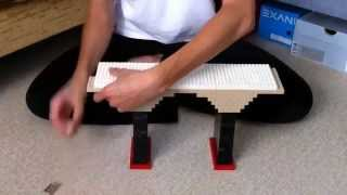 Building A Lego Arch Bridge