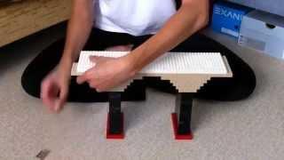 Building A Lego Arch Bridge