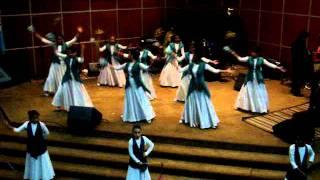danza CRISTAL IGLESIA PRINCIPE DE PAZ, CIDPP. REMOLINEANDO