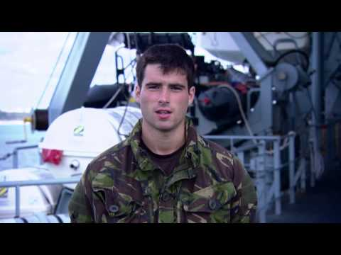 Becoming a Royal Navy Reserve