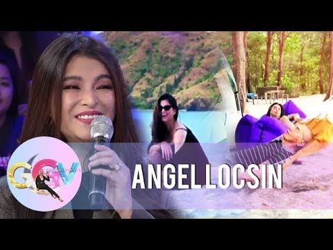 GGV: Angel shares her fulfilled promise to her dad