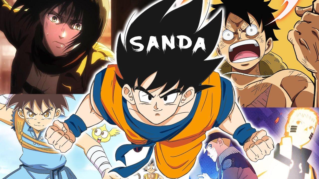 SANDA : ANIMATEUR AU JAPON SUR ONE PIECE, DRAGON QUEST, BORUTO, JOJO, SNK, POKEMON ! INTERVIEW LIVE