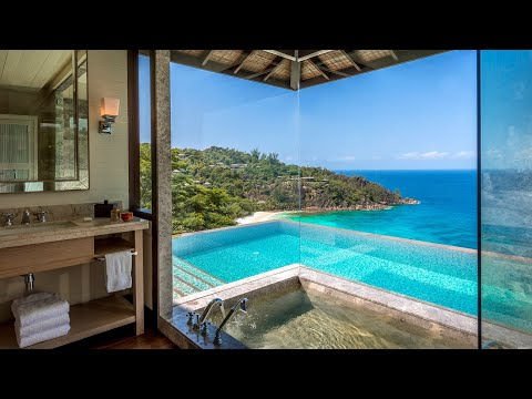 Four Seasons Resort Seychelles: full tour (PHENOMENAL hotel!)