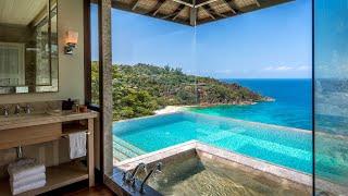 Four Seasons Resort Seychelles: full tour (PHENOMENAL hotel!)