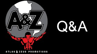 Q&A Randy Santel #1 - Music Playlist, Weight Gain, Who Is Atlas? & MORE!!