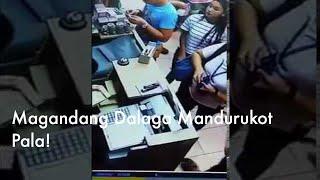 BABAENG MAGANDA, MANDURUKOT PALA!!