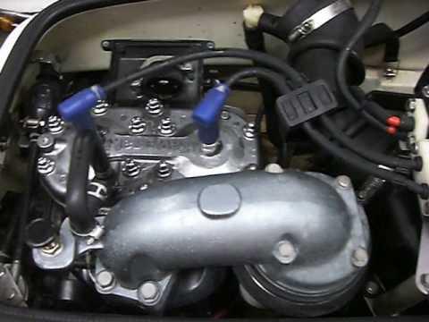 1991 Kawasaki 650 Ts Motor Youtube