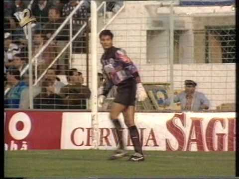 06J :: Farense - 0 x Sporting - 0 de 1992/1993