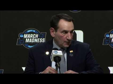 Press Conference: Duke vs. Michigan State - Postgame