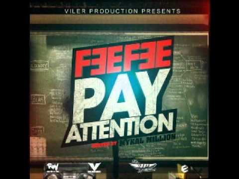 FEE FEE FT BEN DIESEL - HOW WE PREACH (PAY ATTENTION)