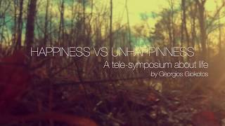 """This video was part of the performance """"Happiness VS Unhappiness - ..."""