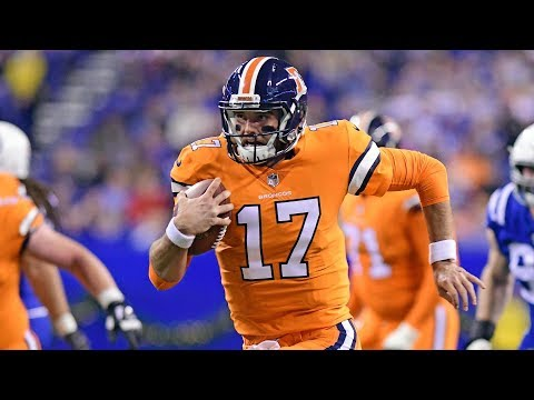 Osweiler, Broncos Take Down the Colts   Stadium