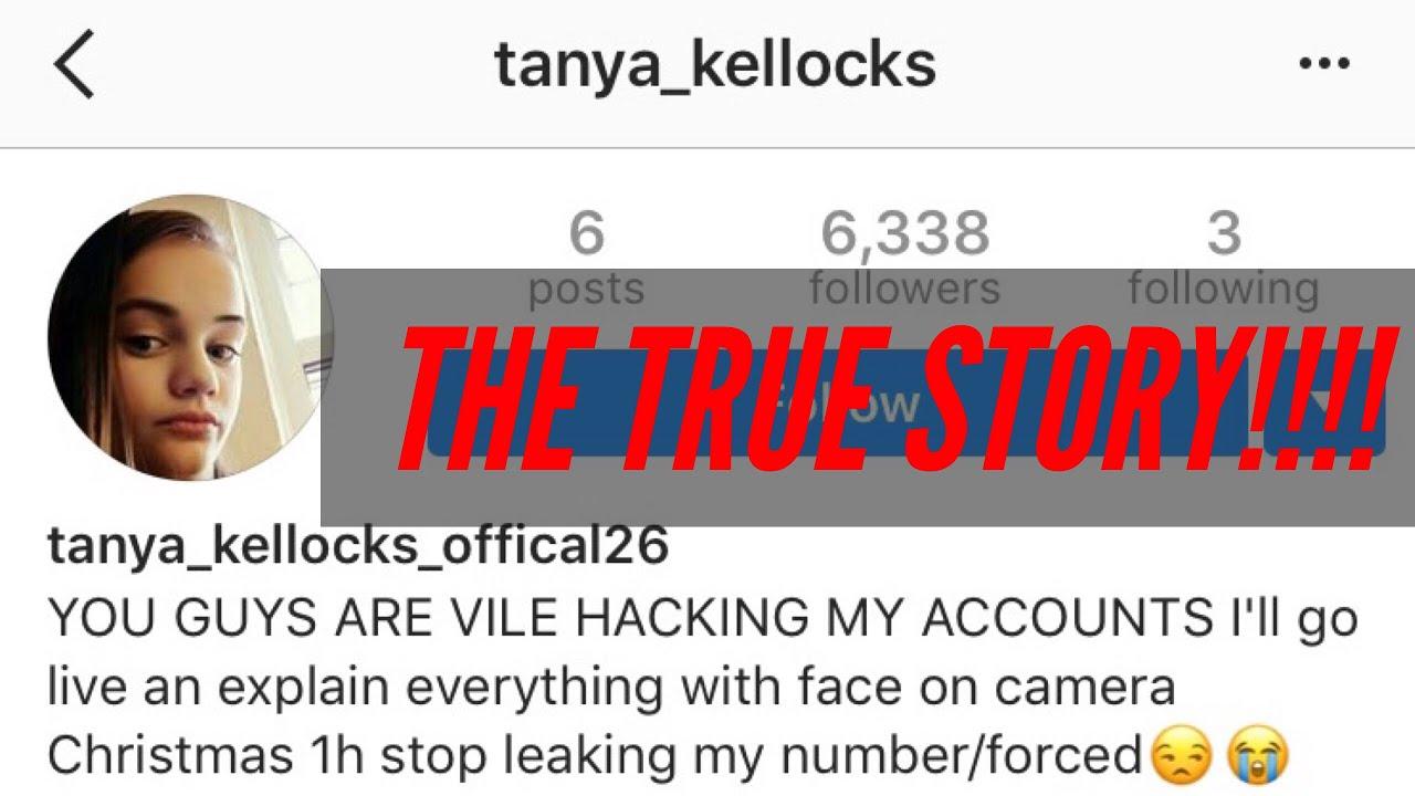 The TRUE Story of Tanya Kellock #1