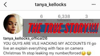 The TRUE Story of Tanya Kellock