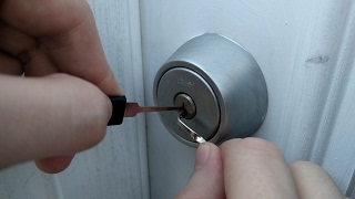 How to Pick a Lock