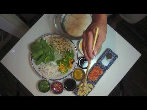 Singapore Fried Noodles Recipe - Asian Wok Stir Fry - YouTube