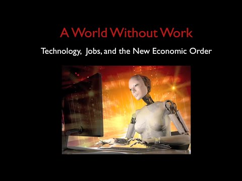 SUE Speaks: Richard Gilbert on Technology, Jobs, and the New Economic Order