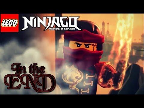 In The End - Ninjago Tribute (Black Veil Brides)