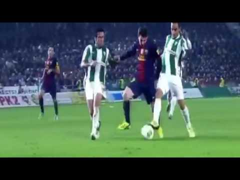 Lionel Messi the king