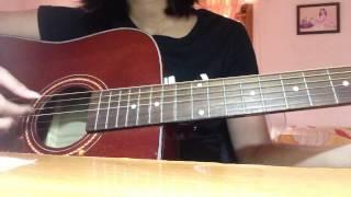 Câu chuyện tình yêu - M4U (guitar cover)