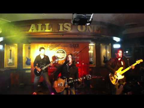 Frankie jazz - Let me take my way - Hard rock cafe Bogotá