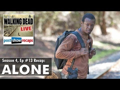 The Walking Dead Season 4, Episode 13 Recap: ALONE Review