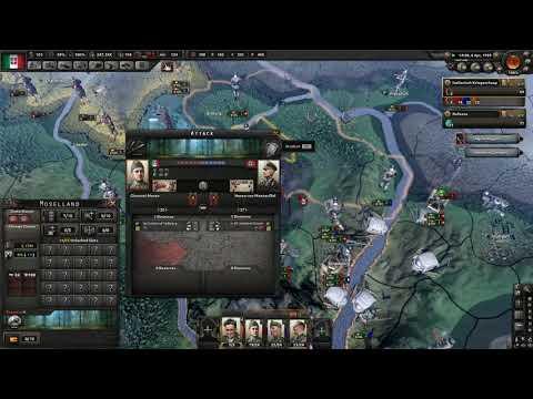 Hearts of Iron 4 - Italien (Elite) - Die Mussolinis #14