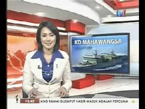 Anugerah Persekitaran Berkualiti 5S KD MAHAWANGSA di TV1