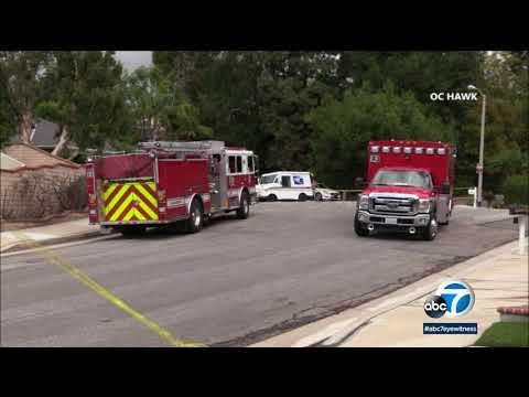 2 bodies found at Orange home   ABC7